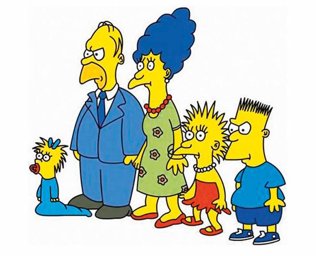 Первоначальные Симпсоны