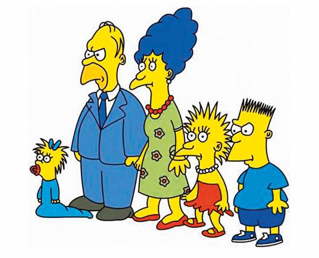 Фото №5 - Жития смешных: 93 факта о«Симпсонах», которые мало кто знает