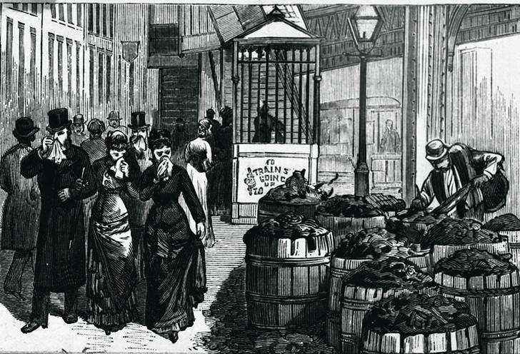 Фото №2 - Легализация отходов: краткая история мусора от древности до наших дней