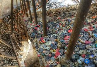 История одной фотографии: заброшенная фабрика пуговиц, ноябрь 2016 года