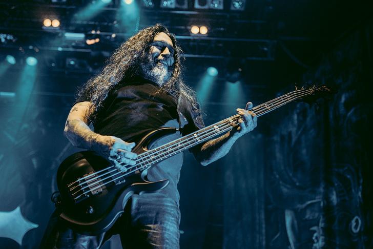 Фото №7 - Как разверзался ад на концерте трэш-металлистов Slayer и Anthrax