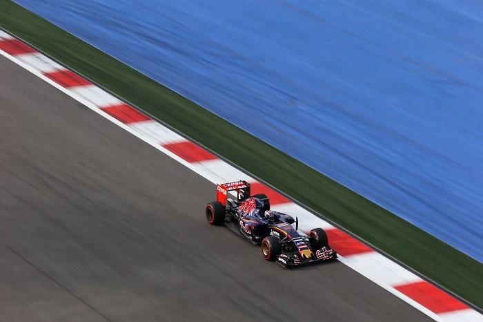 Фото №1 - Окажись быстрее болида и выиграй билет на Формулу 1 в Сочи 2016