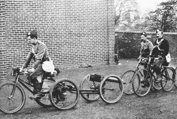 Фото №9 - Непридуманная история велосипедных войск