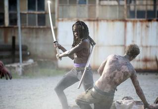 6 самых эффектных убийств зомби в «Ходячих мертвецах»!