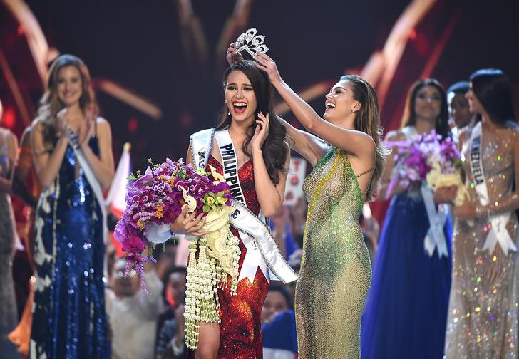 Фото №1 - Новой «Мисс Вселенной — 2018» стала девушка из Филиппин