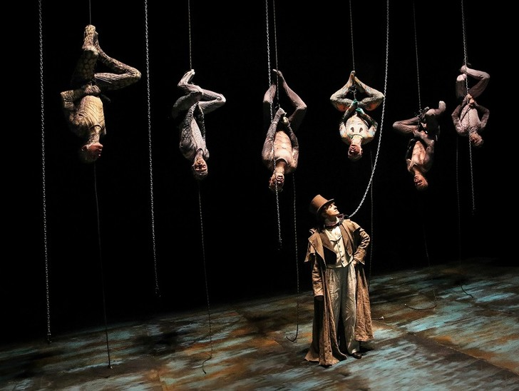 Фото №3 - Сумасшествие Поприщева на сцене Московского Губернского театра