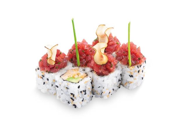 Фото №11 - Ужинать нельзя работать: меню и сериалы на неделю от «Тануки»