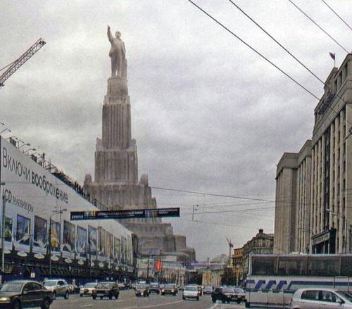 Фото №1 - 10 самых амбициозных и неосуществленных проектов СССР