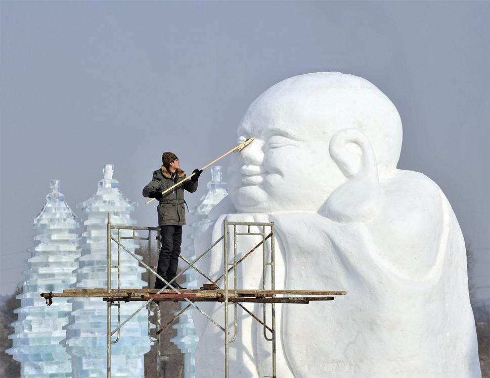 Скульптурная столица