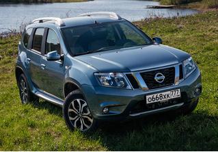 Terrano — самый доступный внедорожник Nissan