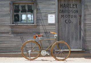 Harley-Davidson теперь выпускает велосипед (по цене мотоцикла)