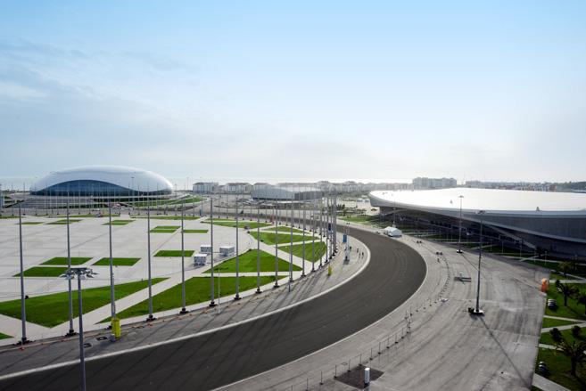 Гран-при «Формулы-1» — Сочи