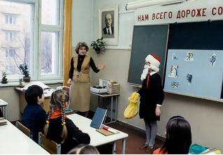 Звезда и смерть СССР в фотографиях Криса Ниденталя