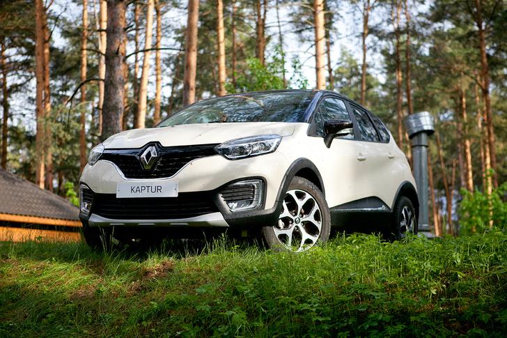 Фото №6 - Почему Renault Kaptur это круче, чем ты думаешь