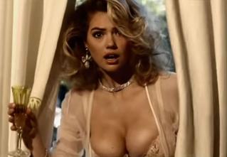 Роскошная Кейт Аптон в самом сексуальном видео понедельника!