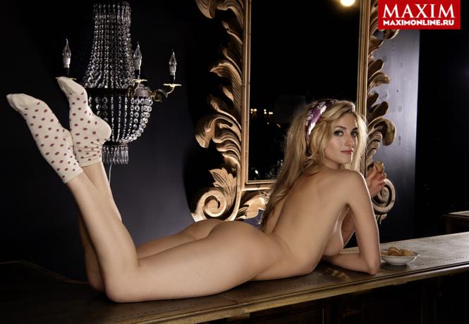 Фото №2 - Клаудия Шиффер, Нина Агдал, русские модели и другие самые сексуальные девушки недели