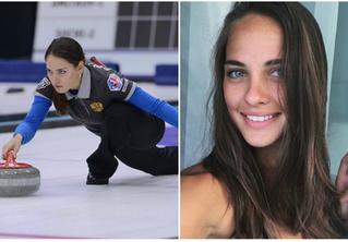 Россиянка Анастасия Брызгалова — самая горячая кёрлингистка мира!