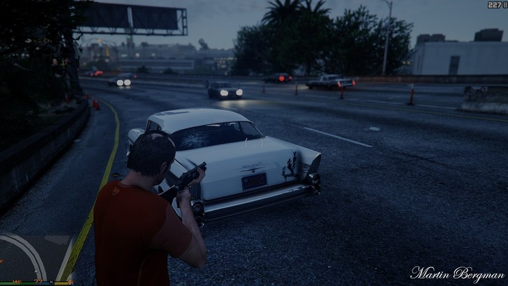 Фото №1 - Grand Theft Auto 5 сделали еще реальнее