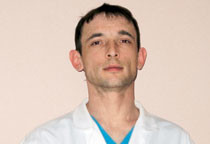 Влад Панов, врач-реаниматолог