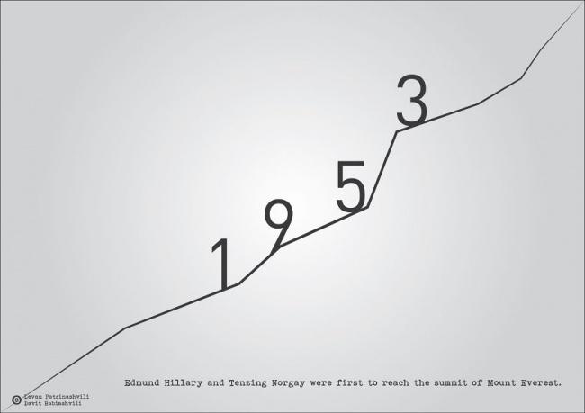 Фото №22 - Исторические даты в минималистичных иллюстрациях