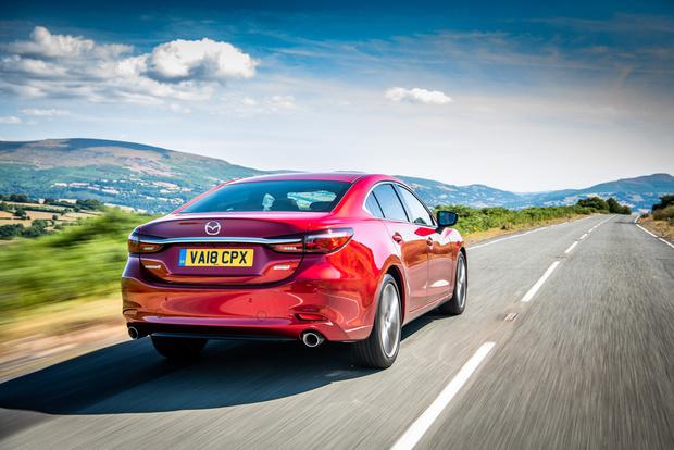 Фото №12 - 5 причин влюбиться в новую Mazda 6