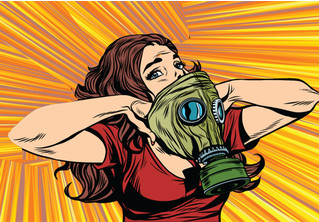 Лопни твой респиратор! Объявлены регионы России с самым грязным воздухом!