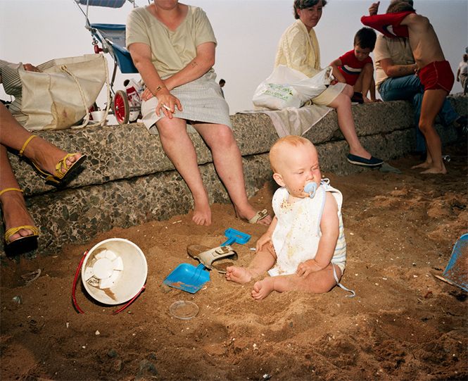 Фото №18 - Обычный туристический ад: фотографии английского курорта в 80-е