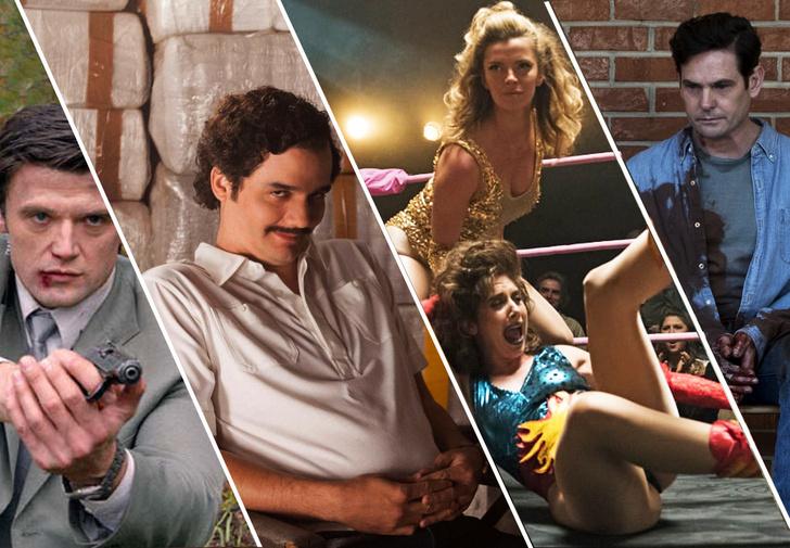 Фото №1 - 10 лучших сериалов Netflix 2018 года по версии кинокритиков