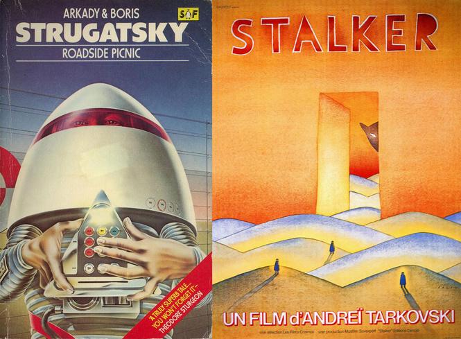 Американцы приступили к работе над сериалом по «Пикнику на обочине» Стругацких