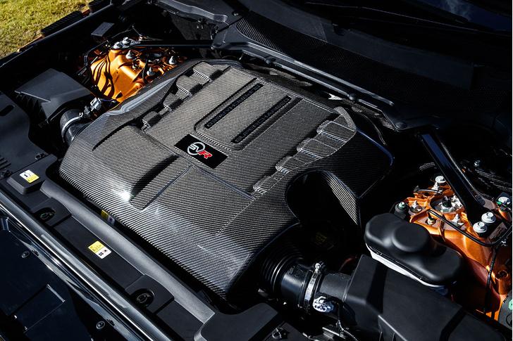 Фото №2 - Range Rover Sport SVR: громобой