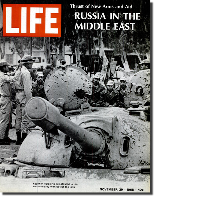 Фото №31 - Самые выдающиеся обложки в истории журнала Life
