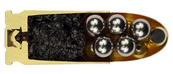 Фото №13 - 17 фотографий разрезанных патронов