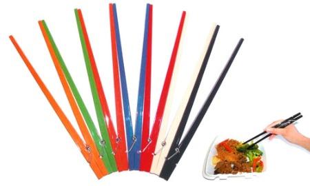 Фото №2 - Безумные палочки для еды