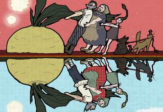 Байки из сусека: лучшие комиксы «Апатяпатя!»