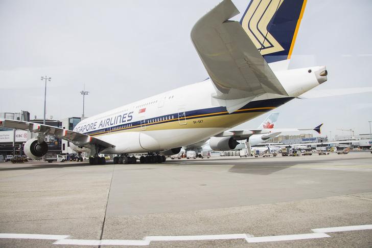 Фото №6 - Затерянный в терминале. Что можно увидеть, заблудившись в крупнейшем аэропорту Европы