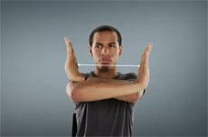 Акробатические трюки на пальцах
