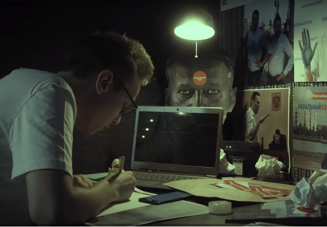 клип пародия песню эминема стэн обнажающая правду навальном