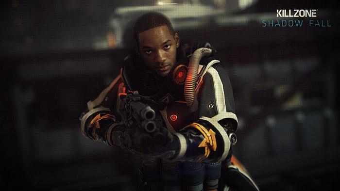 Фото №5 - Что будет, если герои голливудских боевиков начнут сниматься в играх