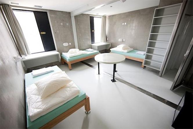 Фото №10 - Тюрьмы строгого комфорта: самые шикарные каталажки мира