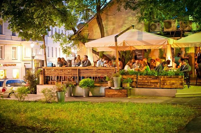 Фото №1 - Место встречи: веранды для свиданий от Perelman People