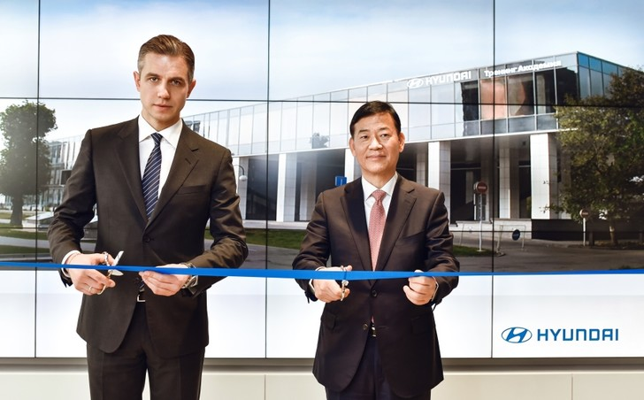 Фото №1 - Hyundai открывает новый учебный центр в России
