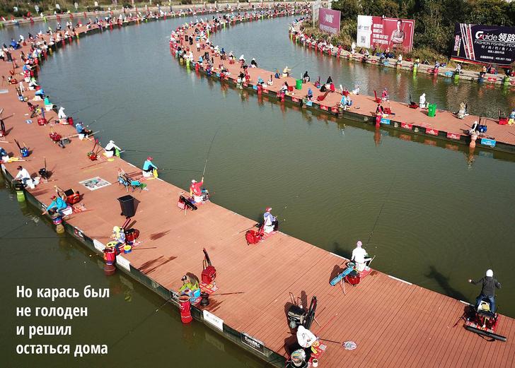 Фото №8 - 12 аккуратных китайских столпотворений