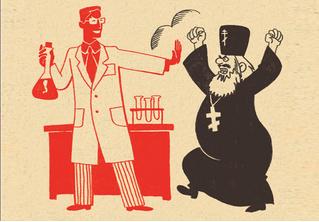 В России завели первое уголовное дело о возбуждении ненависти к атеистам! Ей-богу!