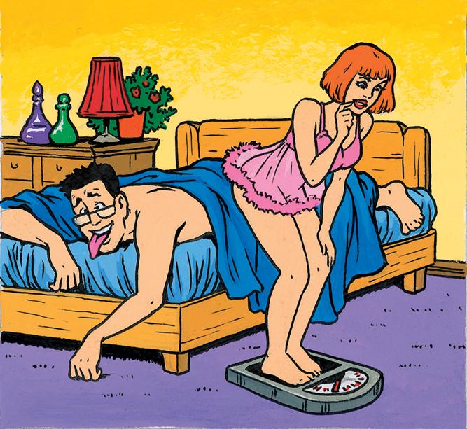 Фото №1 - Как использовать слабости девушки себе во благо