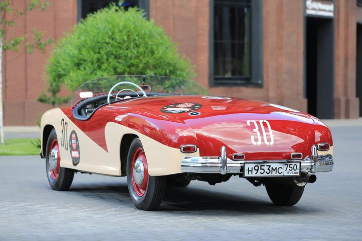Фото №3 - Краткая история советского гоночного автомобиля «Победа»