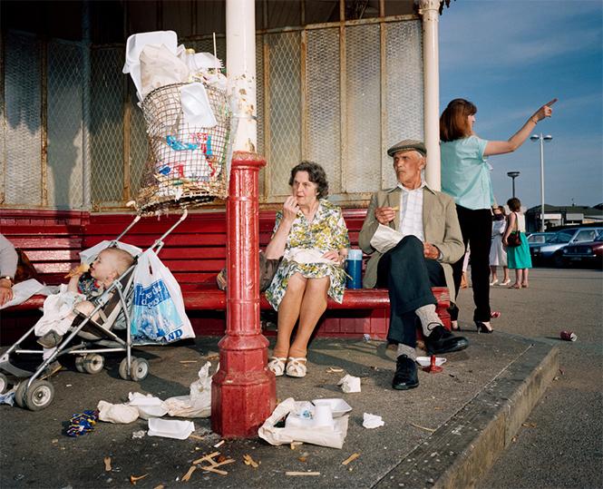 Фото №27 - Обычный туристический ад: фотографии английского курорта в 80-е