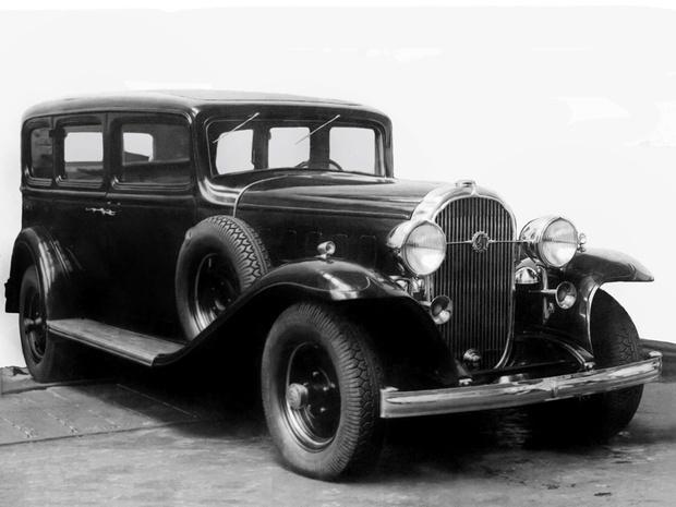 Фото №1 - 5 самых роскошных советских автомобилей
