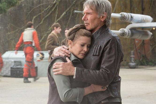 Фото №1 - Кэрри Фишер эксгумируют для новых «Звездных войн». А кого бы оживил ты?