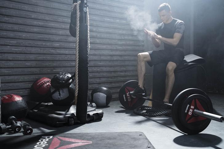 Фото №2 - Стань человеком на последнем в году фитнес-фестивале Reebok