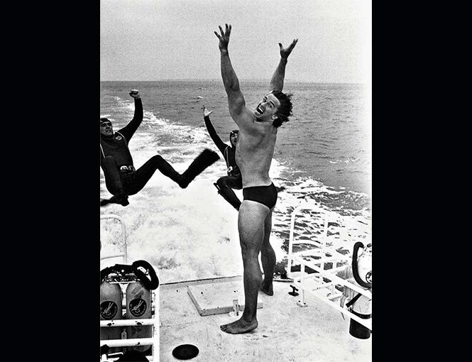 Фото №4 - 20 редких фотографии Арнольда Шварценеггера— смотрим в его день рождения